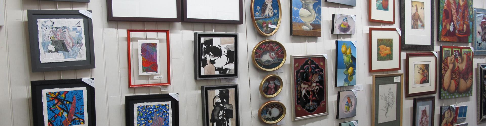 Le grenier de la Galerie
